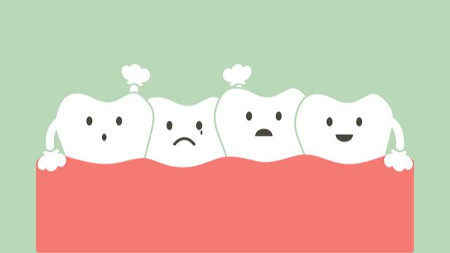 赤ちゃんの乳歯がすきっ歯でないなら注意が必要