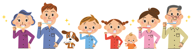 赤ちゃんの頃から早めに歯医者を受診する4つのメリット