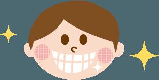 歯並びが綺麗だと得られる6つのメリット